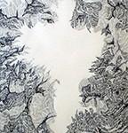 Série Hommage à l'arbre - Frondaisons 2 (21x13,5)