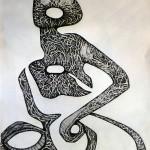 Mère (2 sens de lecture) Père (27x19 cm)