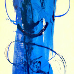 Autoportrait (180x60cm)
