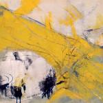 Création, Gaïa (80x180cm)