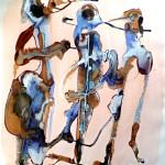 Trio (65x50cm)