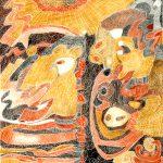 Babblyphe11v1 (20x20cm) La Chaman et ses esprits