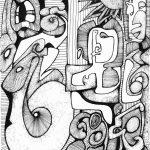Bablyphe3 (20x20cm) Douceur en interieur