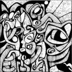 Bablyphe6 (20x20cm) Curiosité