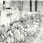 Dans mon jardin, sous le prunier et le frêne